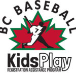 BC Baseball KidsPlay Registration Assistance Program