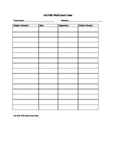 GHLPBA Pitch Count Form