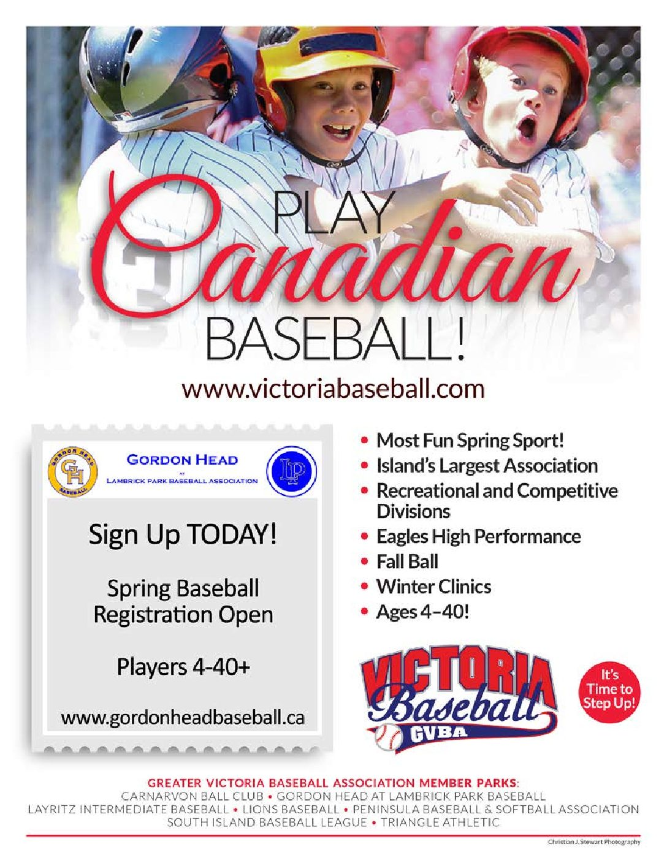 Board Member Resources Gordon Head Baseball