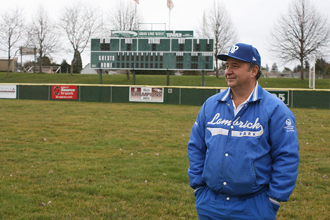 Lambrick Park field to be named after longtime volunteer