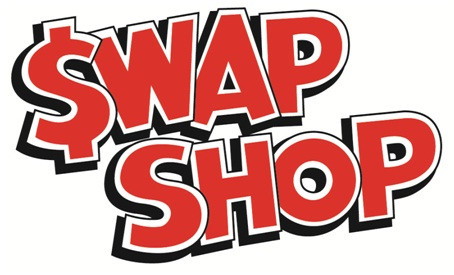 Swap and Shop – *NEW* for Opening Day Ceremonies!