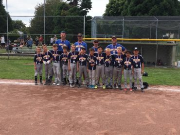9U Win Silver at the Regional Tournament!