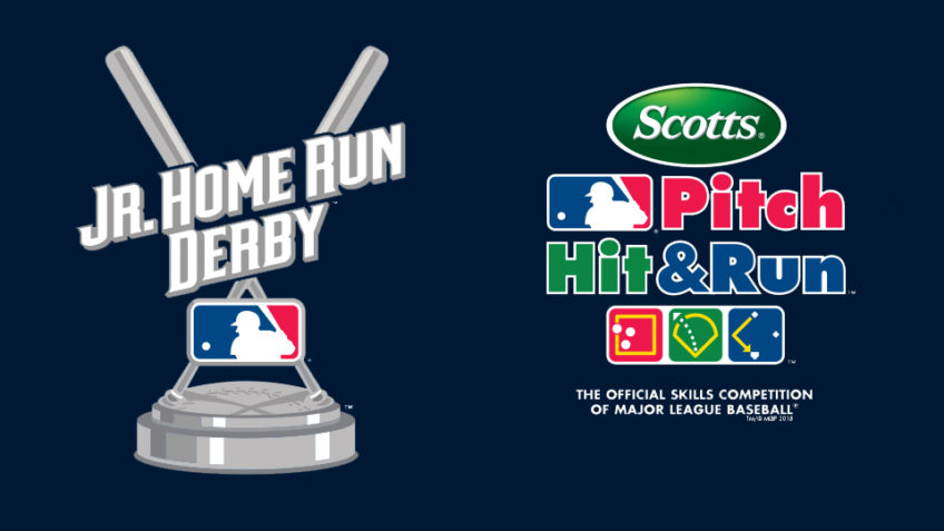 April 18th – Opening Ceremonies – MLB Pitch Hit & Run and MLB Jr. Homerun Derby