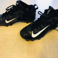 Nike Force Trout 3 Pro MCS molded cleats. Size 8.